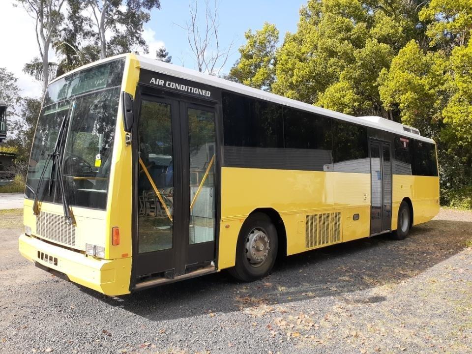 Living School big Yellow Magic School Bus classroom
